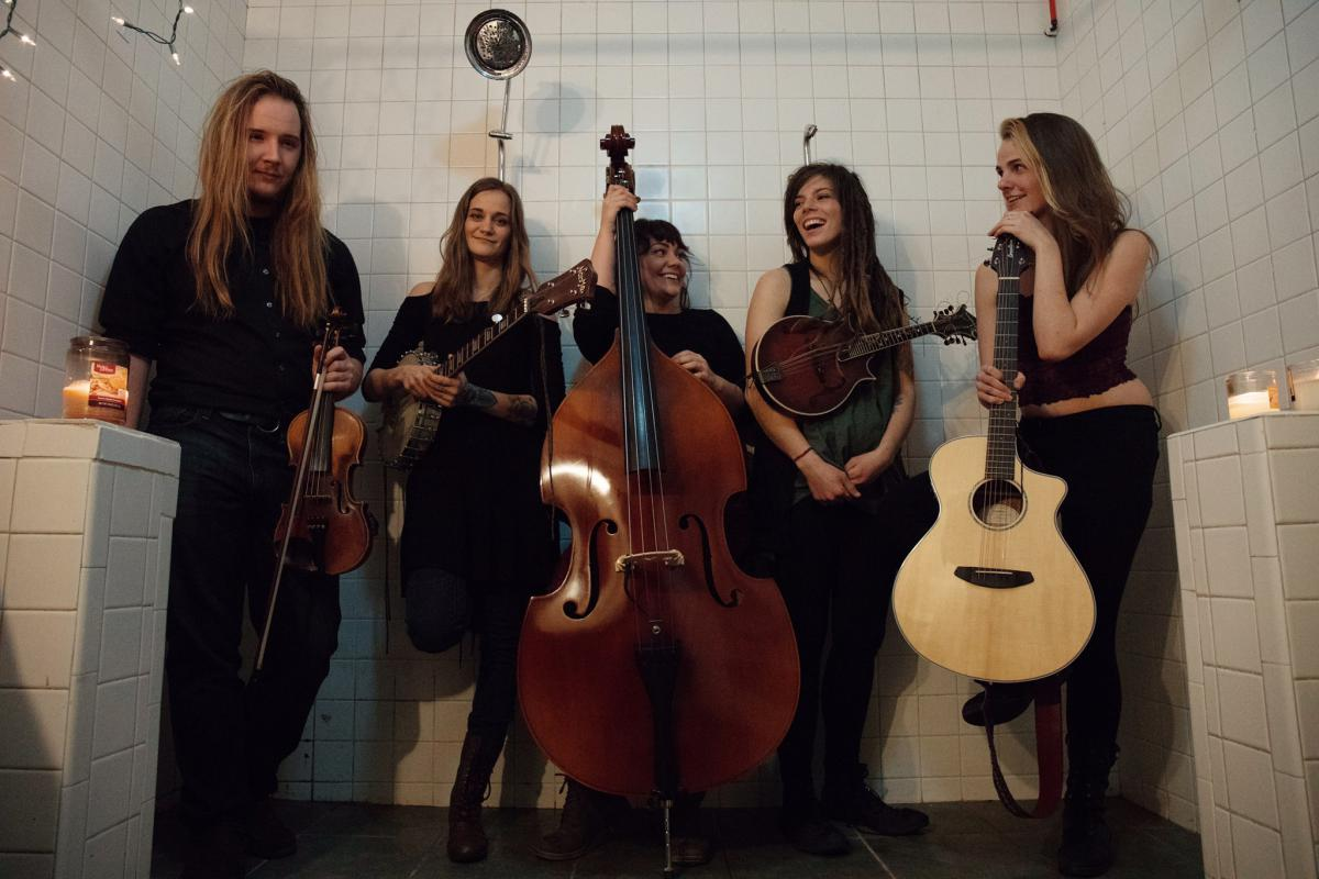 Mama Said String Band release new album, Carry the Water