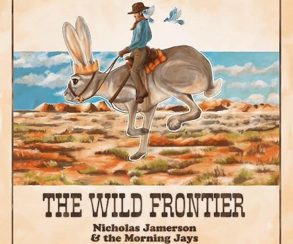 Nicholas Jamerson The Wild Frontier