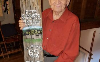 Life of country music comedian Pete Stamper celebrated