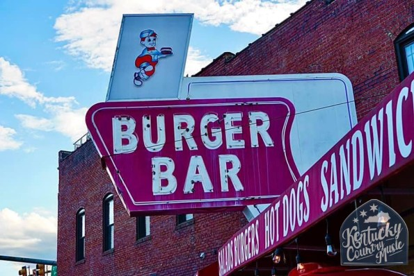Legend says that the Burger Bar in Bristol is the last place that Hank Williams was seen alive. Photo by Jessica Blankenship.