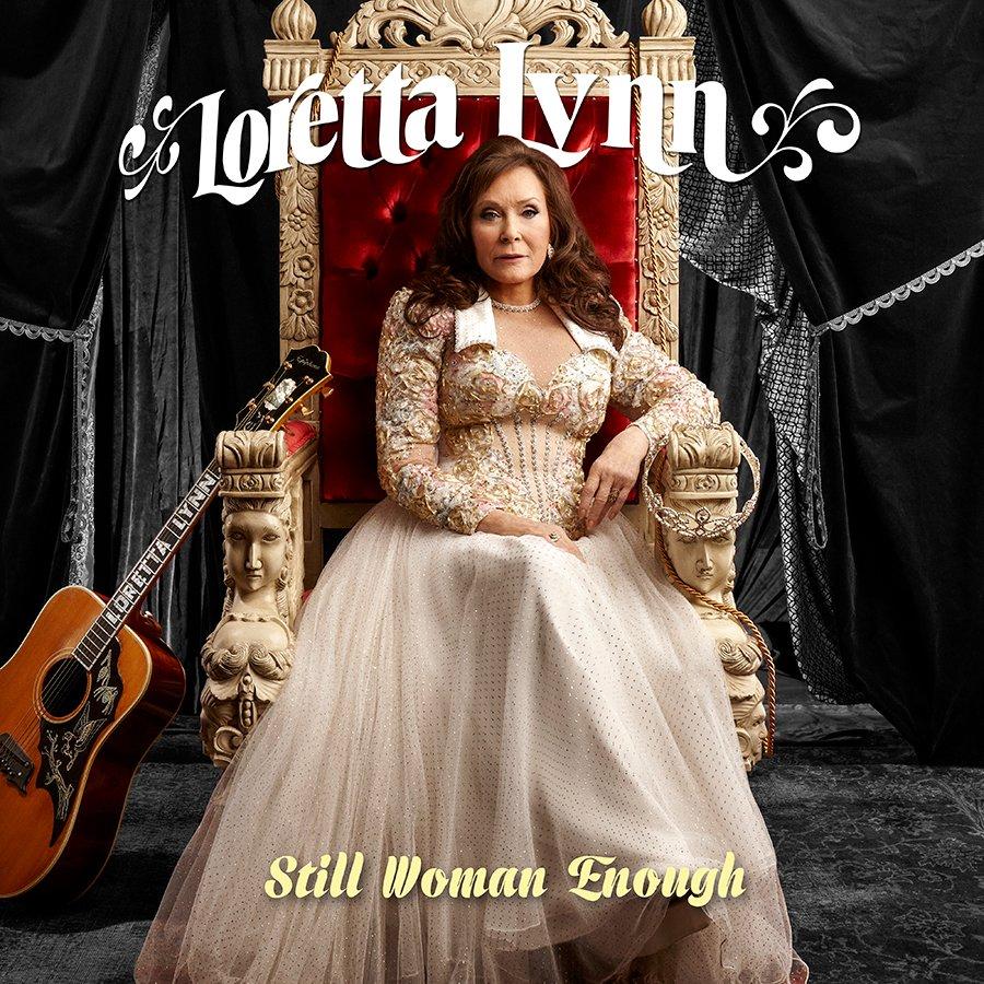 Loretta Lynn is still woman enough to release new album in March 2021