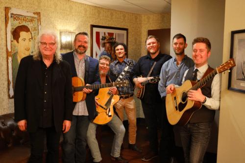Ricky Skaggs reveals new Kentucky Thunder band members