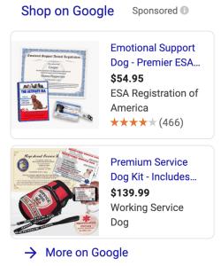 ESA Certifications