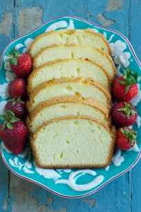 Always-in-the-Pantry Bourbon Pound Cake