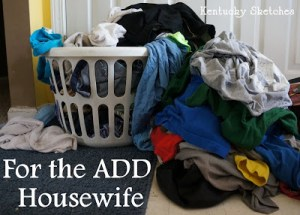 For the ADD Housewife–The Trick of 13