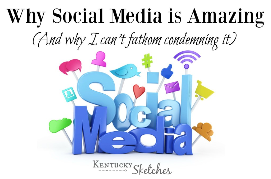 Why Social Media is Amazing