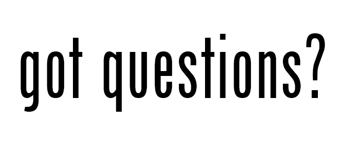Got Questions black letters white background 700 x 300