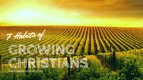 7 Habits of Growing Christians