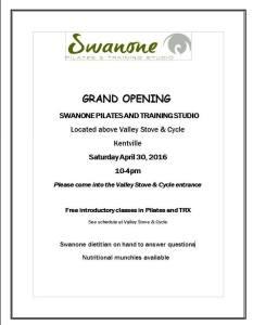 SwanOne Studio ~ Grand Opening