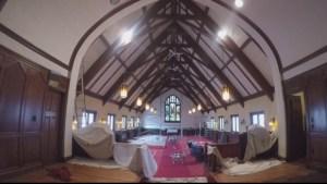 "Kentville's ""New"" Library … In Progress"