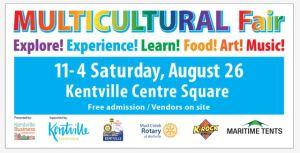 3rd Annual Multicultural Fair … August 26th