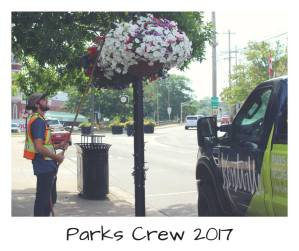 Parks Crew Do An Awesome Job …