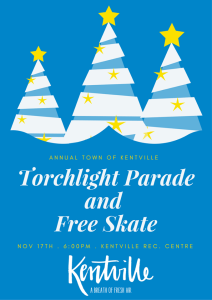 Torch Light Parade ~ November 17th