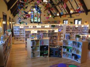 Kentville Library Design Wins Award