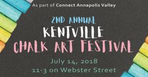 Chalk Art Festival ~ July 14th