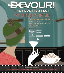 Devour! Kentville – Sip & Savour is returning October 22!!