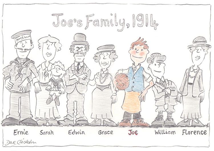 Joes-Family