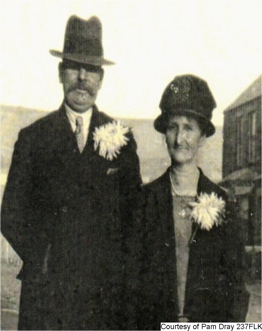 237FLK - James and Edith Hughes
