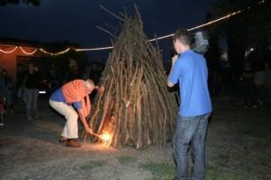 Szent-Iván éji evezés a Vajason