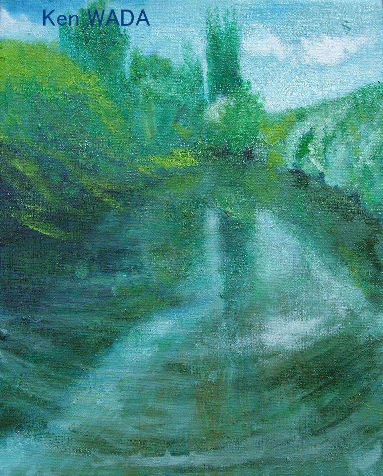 Paysage de La Vallee de L'Eure 5
