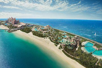Atlantis The Palm, Dubai exterior shot