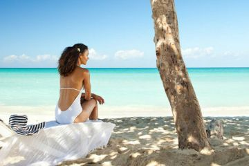 Couples Negril Beach View