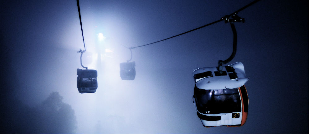 Genting Skyway Cable Car, Malaysia