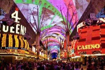 Las Vegas Photographs