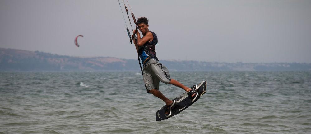 Windsurfing Vietnam