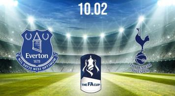 Image result for Everton vs. Tottenham FA Cup