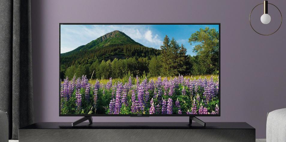 Sony TV 55x 7000F
