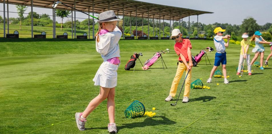 Golf for children