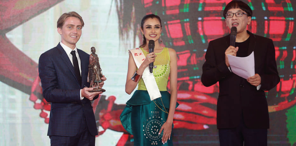 Finali Galaiya Wins Sanya Promotional Tourism Award In Miss World 2018