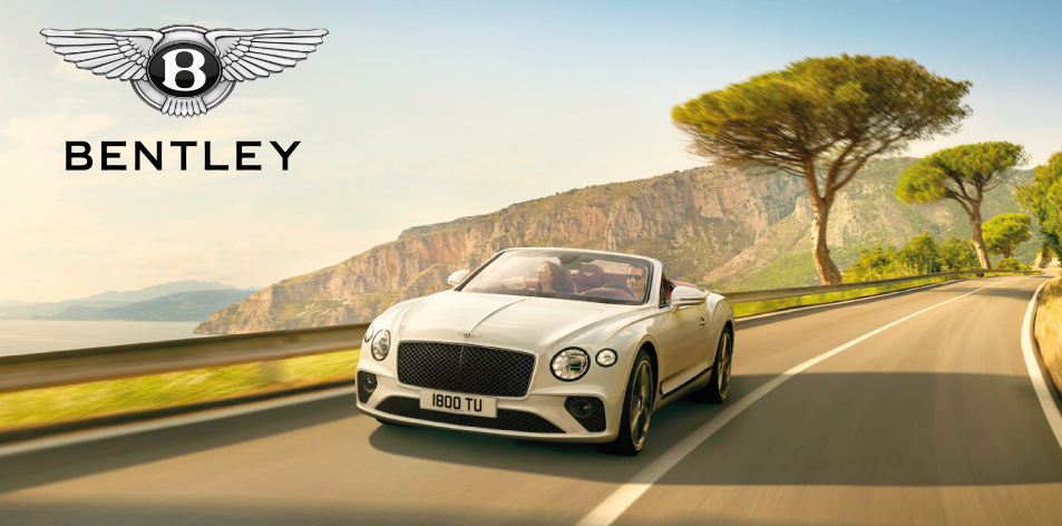The New Continental GT Convertible