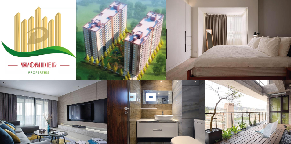 Ndemi Gardens- Your Gorgeous Modern Apartments For Sale!
