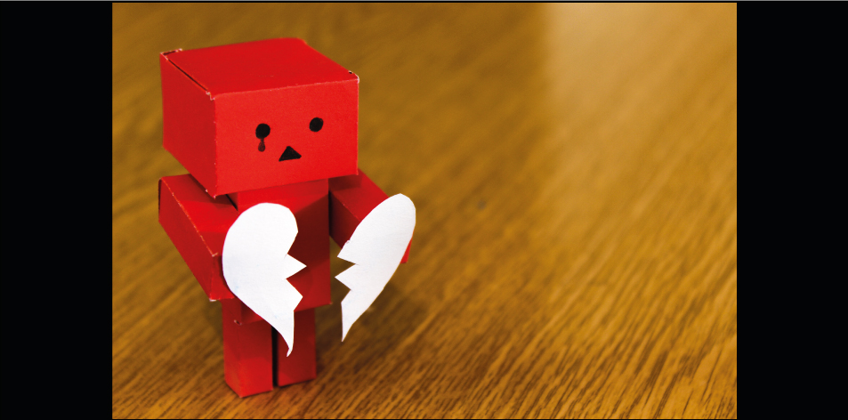 Why Breakups Are Painful - By Reshma
