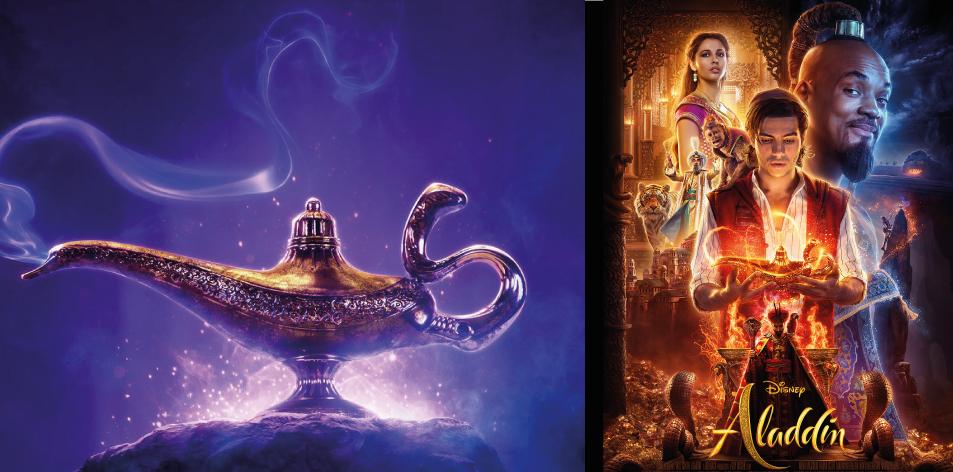 ANGA IMAX- 24th-30th May 2019- ALADDIN 3D