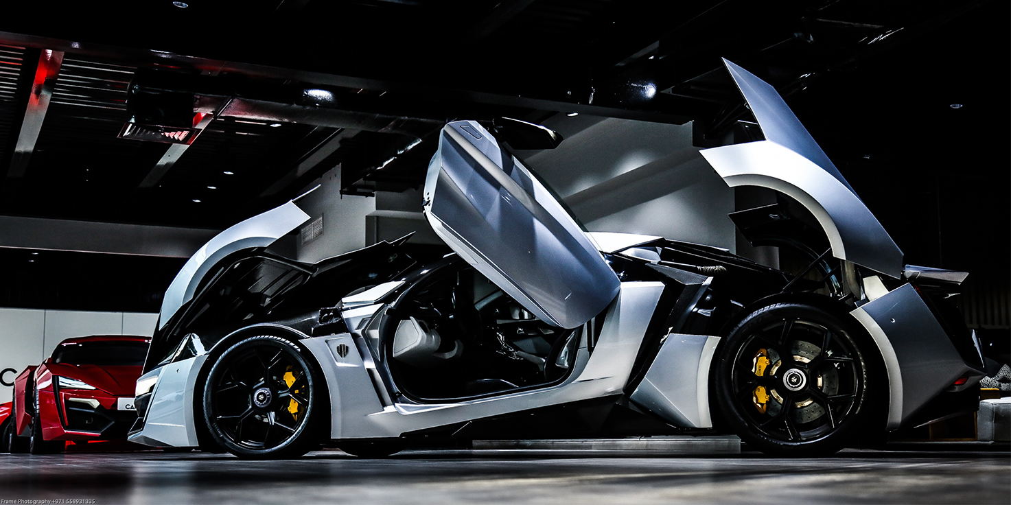 H&S Magazine Car Of The Week Issue 61: LYKAN HYPERSPORT- The