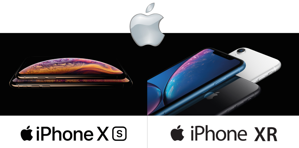 Apple: Introducing Three entirely new devices. iPhone XS, iPhone XS Max & iPhone XR
