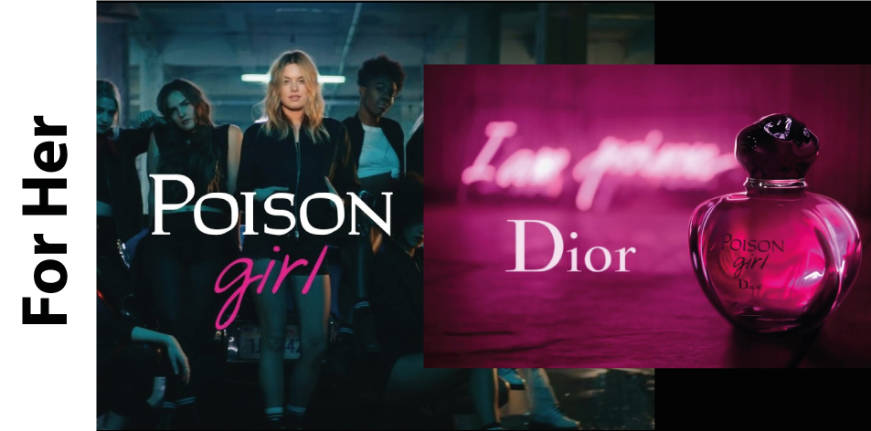 H&S Recommended Fragrance of The Week- For Her- CHRISTIAN DIOR (CD)- POISON GIRL 100ML