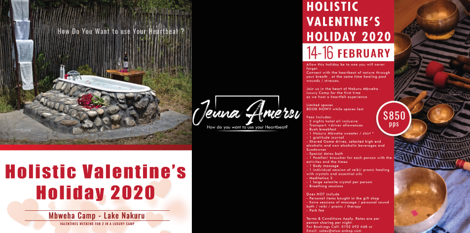 Holistic Valentine's Holiday 2020
