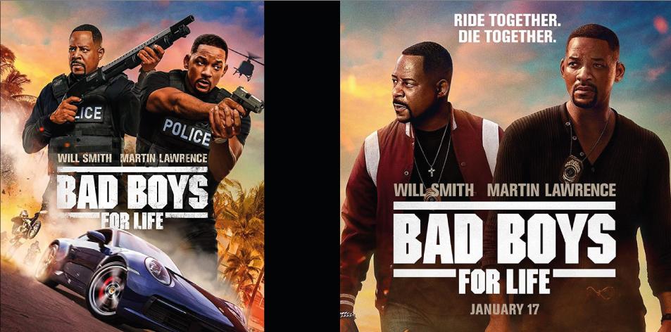 ANGA IMAX- 17th-23rd Jan 2020- Bad Boys For Life
