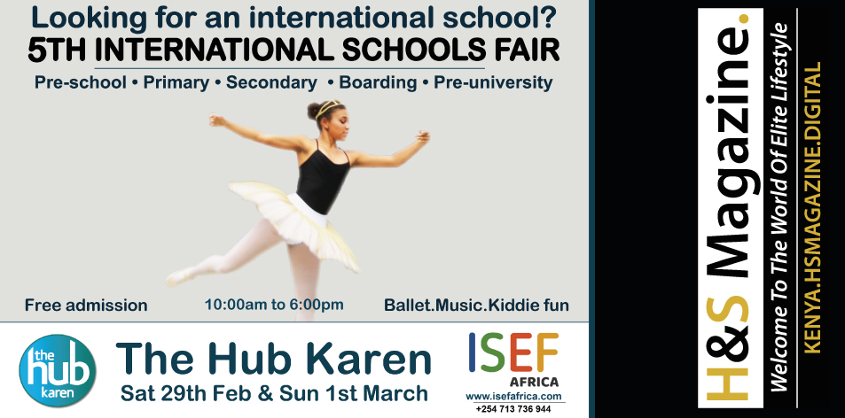 Looking For An International School? The 5th International Schools Fair At The Hub Karen-Sat 29th Feb & Sun 1st March 2020