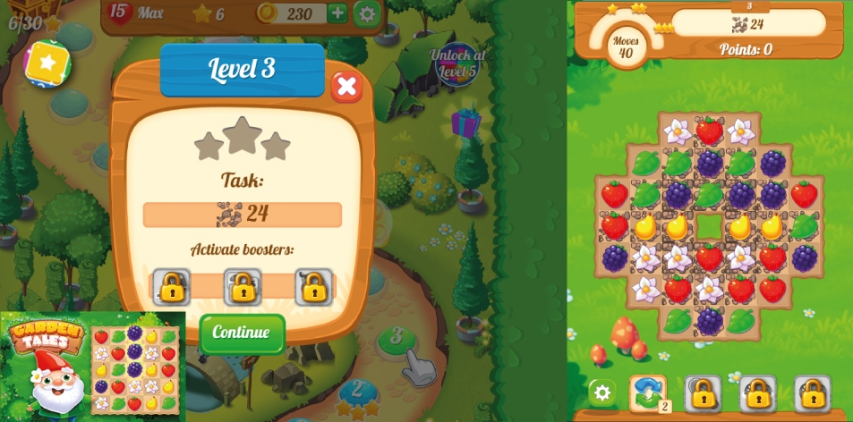 H&S Kill Time- Online Game Of The Week- Garden Tales- Play Now!