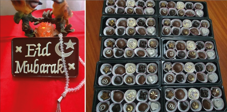 Simply Chocolates- Specialised Chocolates For Eid