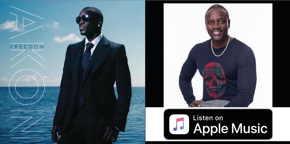 Apple Music- H&S Magazine's Best Artist Of The Week- Akon: Freedom