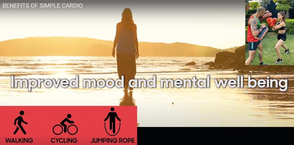 BENEFITS OF SIMPLE CARDIO- With Shiv Singh & Sapna Dadhley