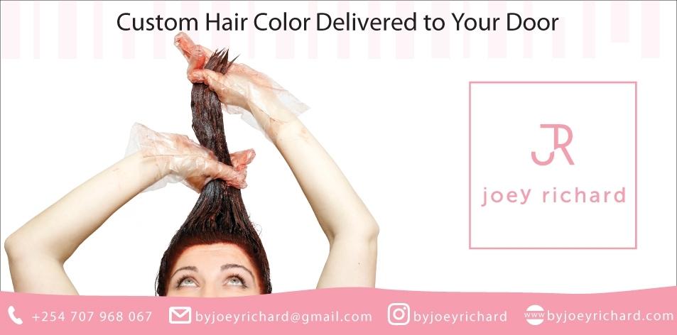 Custom Hair Color