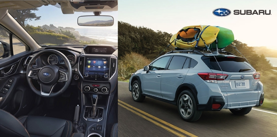 H&S Magazine Vehicle Of The Week- Love Is Out There. Find It In The Subaru 2020 Crosstrek.