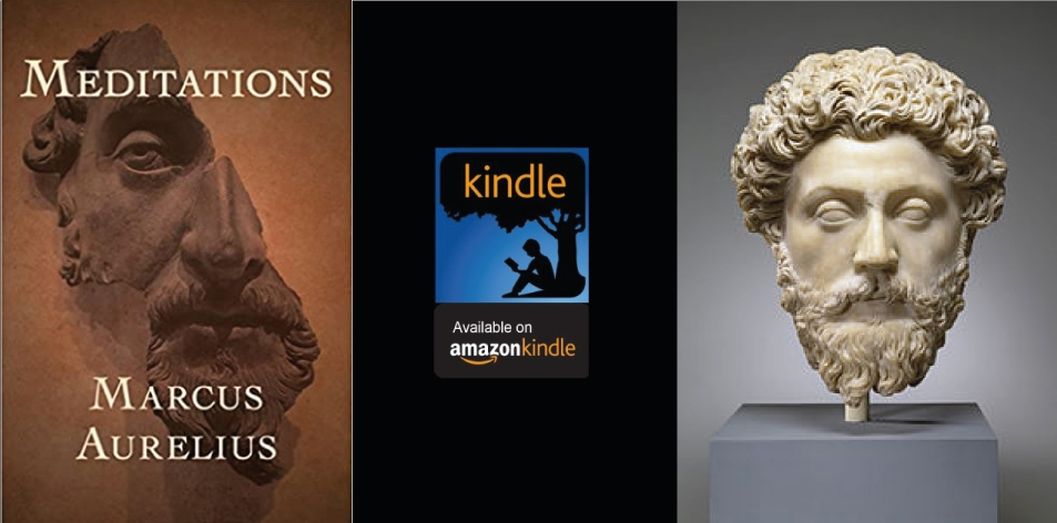 Amazon Kindle- H&S Magazine's Recommended Book Of The Week- Meditations By Marcus Aurelius